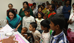 CHIME turns 7 on World Heart Day - Happy faces on a wonderful day