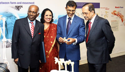 Opening ceremony of the Arthroplasty Museum and Celebrating over 30,000 Joint Replacement Surgeries performed at MIOT
