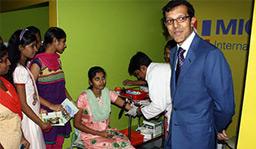 MIOT International organized Hepatitis B Free Screening & Vaccination program in view of World Hepatitis Day