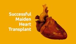 Successful Maiden Heart Transplant at MIOT International