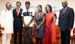 MIOT Hospitals - Liver Transplant - Success Story