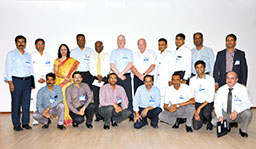 1st time in India - FRCS Exit Exam Course conducted in General surgery (Preparatory Course) @ MIOT International Chennai.