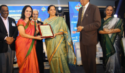 Best Service Provider Award Southern Region (Gold) for the year 2013 – 2014