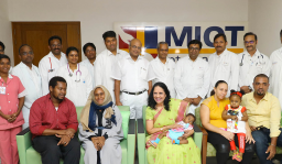 Successful Paediatric Liver Transplants At MIOT