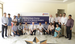 FRCS Exit Exam Course (Section 2) in General Surgery (Preparatory Course) 5th April - 7th April, 2017