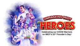 MIOT International Celebrates 22nd Founder's Day - On 12th February 2021