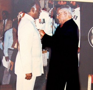Padmashree Award to Prof. Dr. P. V. A. Mohandas