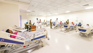 Critical Care Unit