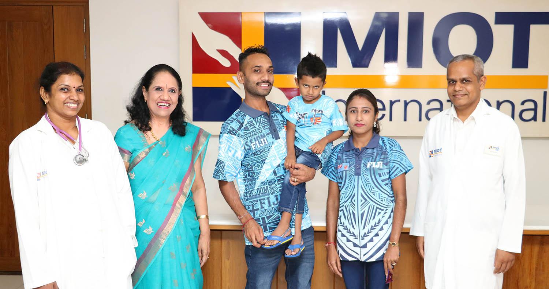 MIOT Hospitals - Press Photo