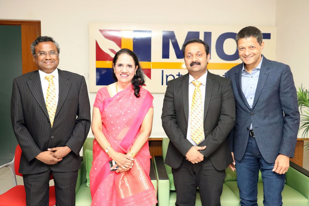 MIOT Hospitals Press Photograph - Myeloma conclave