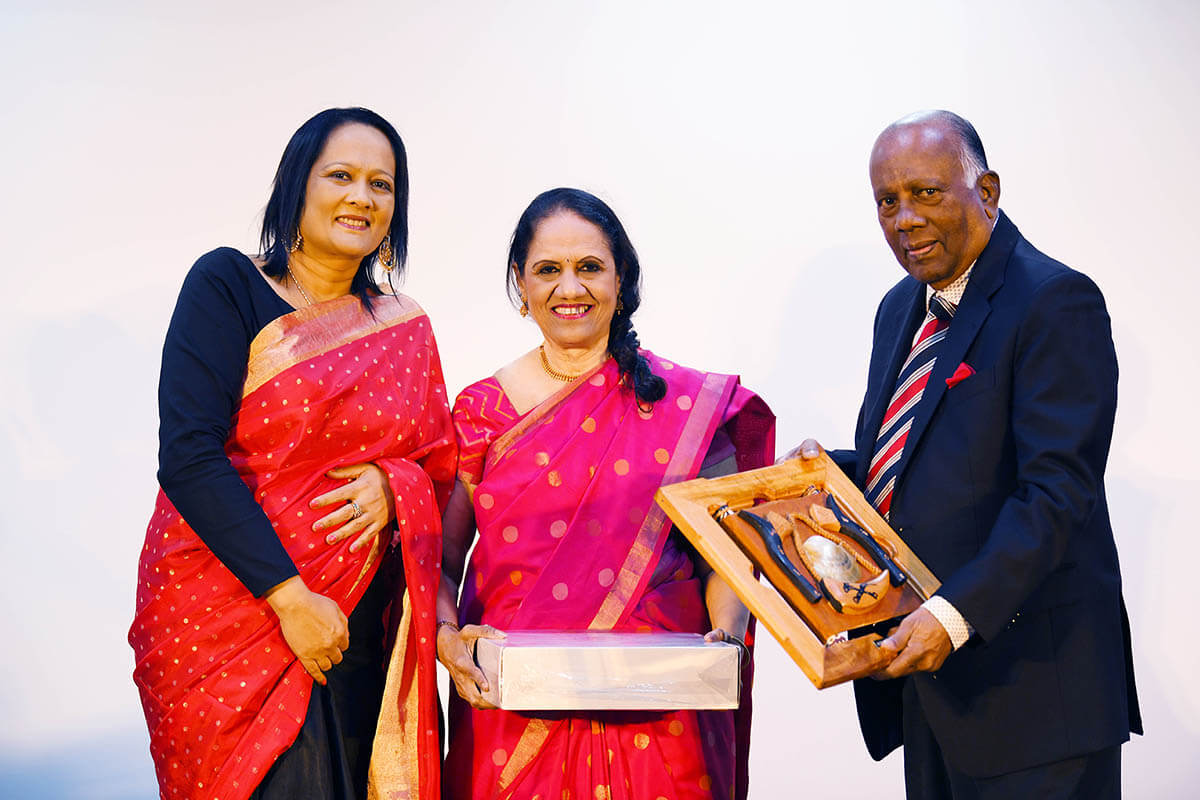 MIOT Hospitals 21 Founders Day-Hon. Minister Rosy Akbar